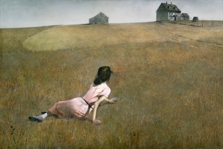 « Christina's world » d'Andrew Wyeth (1948)